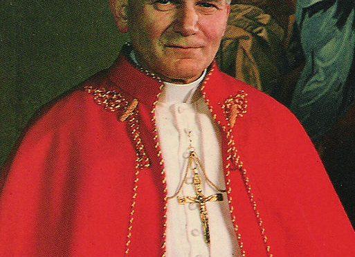 Giovanni Paolo II lottava con la Mafia di San Gallo