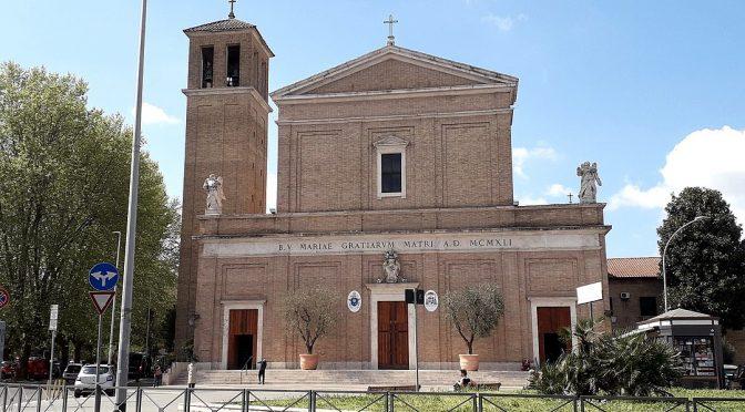 Prete al Trionfale scomunica fedele leale al Papa