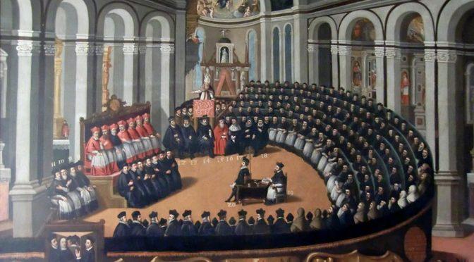 Trento scomunica l'autore e i seguaci di Amoris Laetitia
