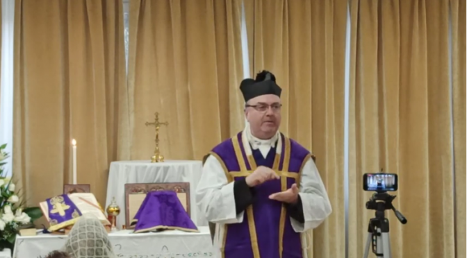 Domenica Quinquagesima: Messa una cum papa Benedicto