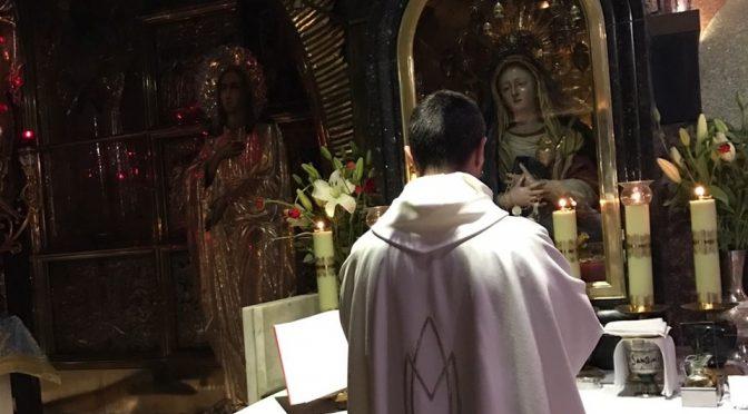 Padre Francesco d'Erasmo: Benedetto XVI è il papa, Bergoglio non appartiene alla Chiesa