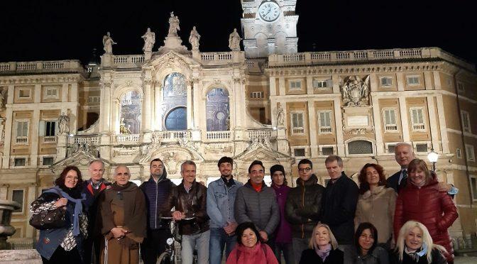 Orario di Preghiera in Comune per la Chiesa Romana Cattolica